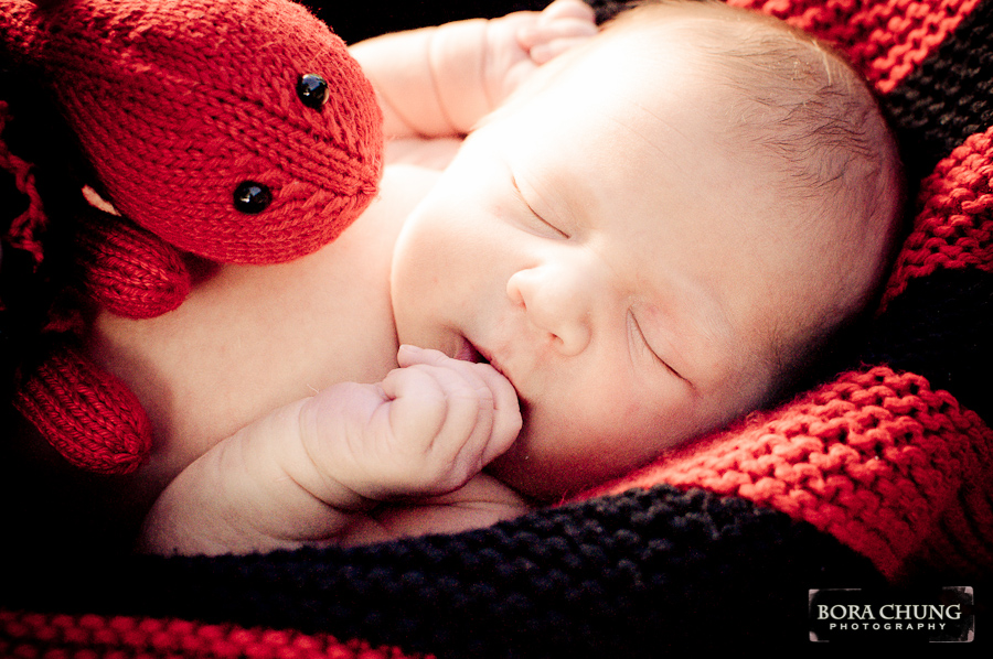 Ben Perry Scott Newborn Photo